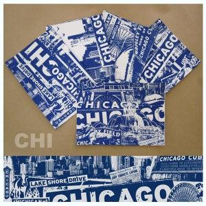 Image of 5 Pack Chicago City Postcard Set