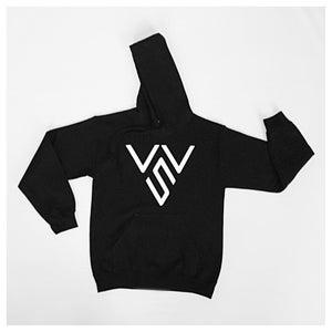 Image of The VVS Hoodie (Black)