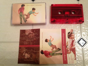 Image of Relationships/George Costanza Split Cassette