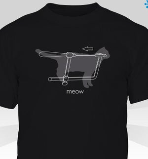 Image of Load the saw shirt (reprint version #2)