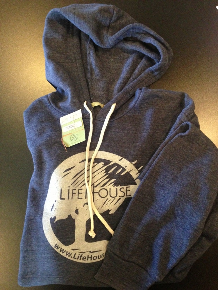 Image of LifeHouse Blue Hoodie