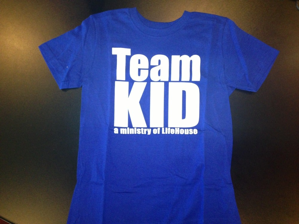 Image of TeamKID T-Shirt