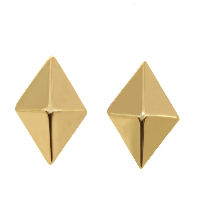 pyramid studs earrings we see jewelry pyramid stud earrings 7072