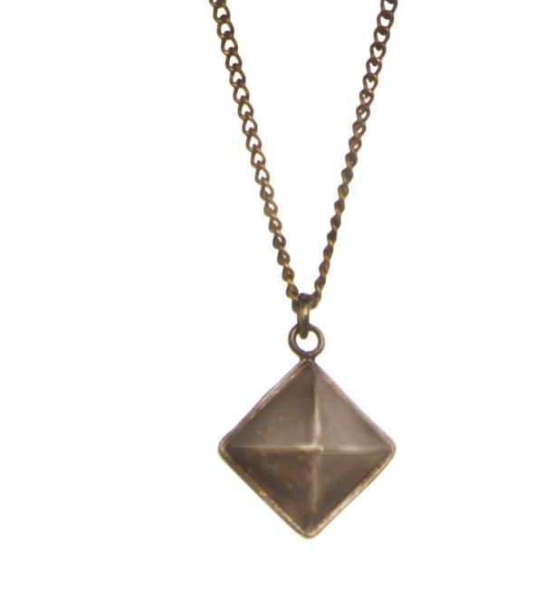 Image of PRYAMID OMBRE pendant