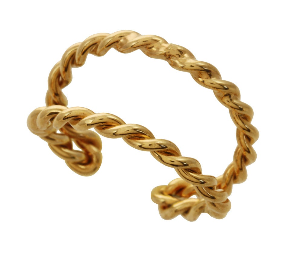 Image of BRAIDED ring