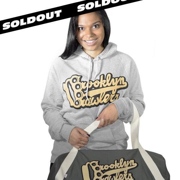 Image of Brooklyn Brawlers Denim Bag