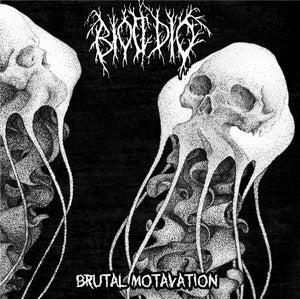 Image of BIOCIDIO - BRUTAL MOTAVATION 7 INCH