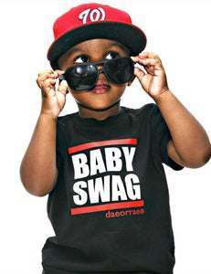 Image of BABY SWAG - TODDLER-BLACK