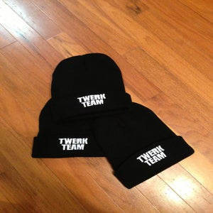 "Image of ""Twerk Team""  Black Skully"