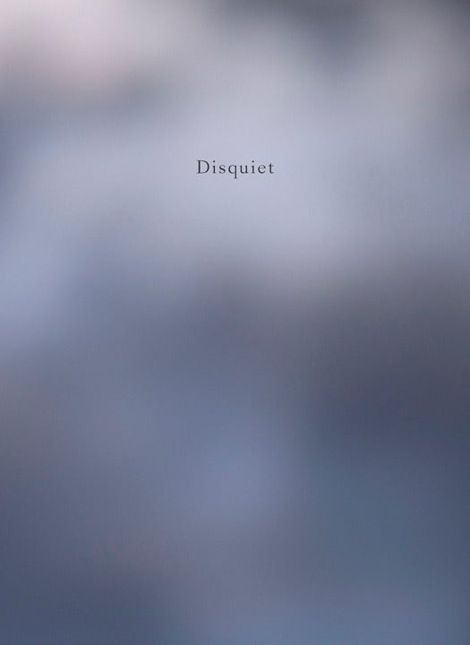 Image of Disquiet - Signed copy with limited edition artist print