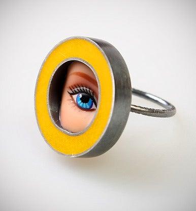 Image of Margaux Lange Ring