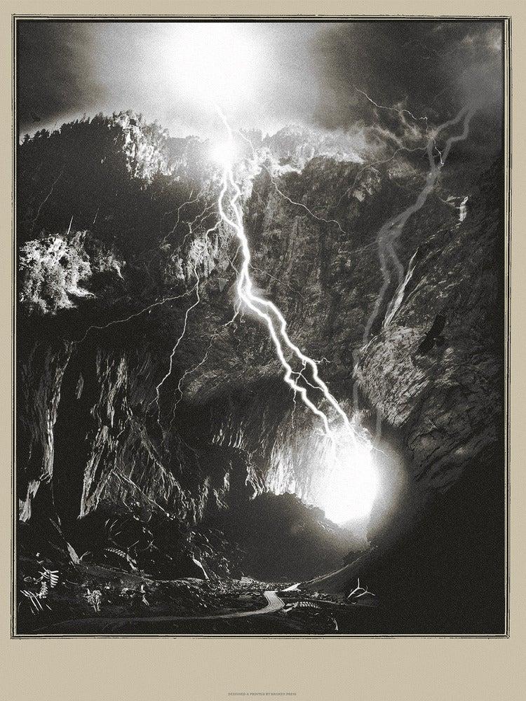 Image of 'Ascension' art print