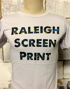 Image of Raleigh Screen Print T-Shirt