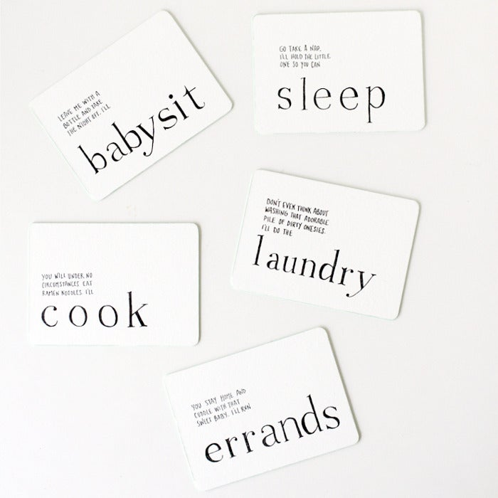 Image of for new + expectant moms / set of 5 / all