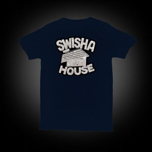 Image of Swishahouse Logo Shirt - Navy REGULAR: $25