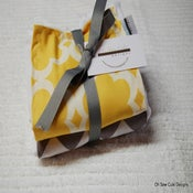 Image of Cute Boutique Style Burp Cloth Set of 2