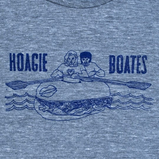 Image of Tonight We Sail In Hoagie Boates!