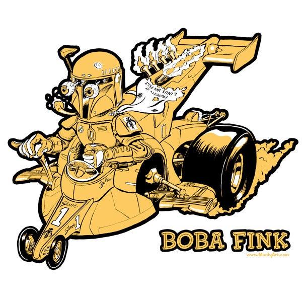 Image of Boba Fink T-Shirt