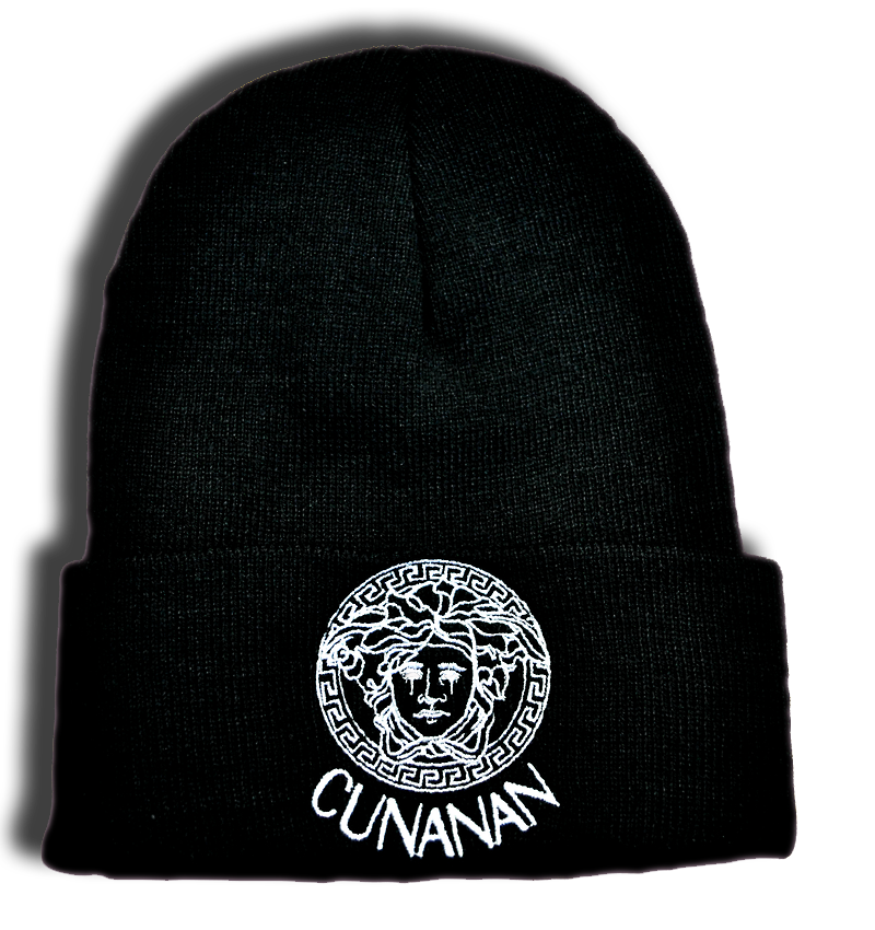 Image of House Of Cunanan Embroidered Logo Beanie