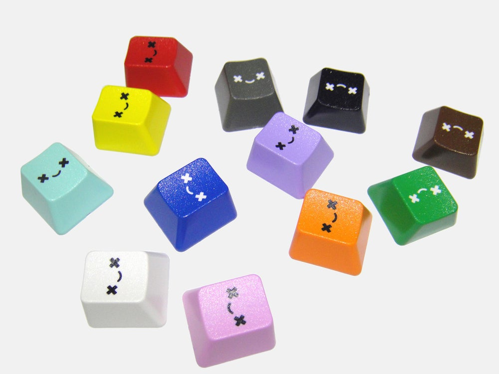 Image of Smile! Keycap! [SINGLE]