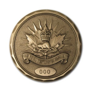 Image of The Royal Westminster Regimental Coin