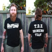 Image of T.D.E Drinking Team Shirt
