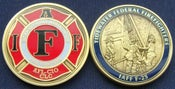 Image of TFF Challenge Coin