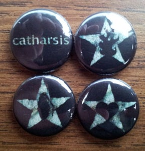 Image of Catharsis button pack