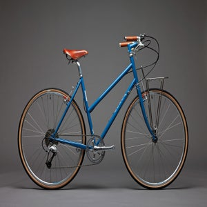 Image of Urban Tour Bicycle 48cm 650B step through - frame and fork only