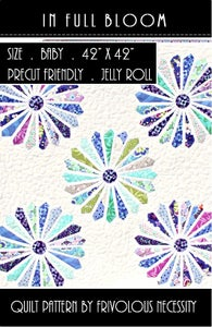 Image of In Full Bloom Quilt Pattern