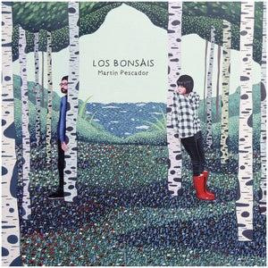 """Image of Martín Pescador - Los Bonsáis mini-lp 10"""""""