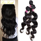 Image of Virgin Peruvian Hair (Body Wave) 100g/ 1 pieces