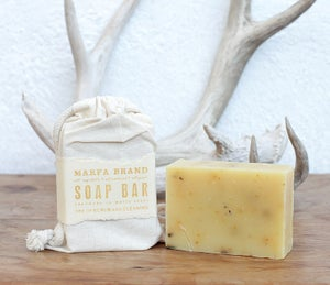 Image of Tea Tree Lemongrass Soap