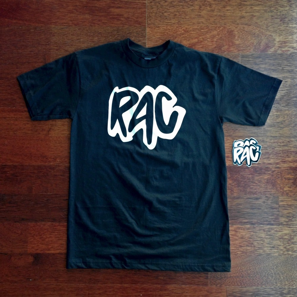 Image of RAC Classic Logo Tee, First Edition - Unisex