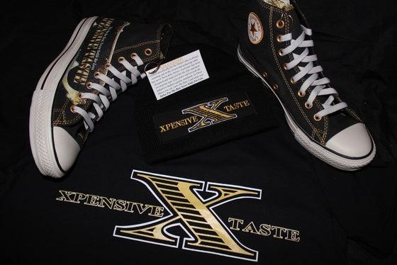 "Image of ""X"" logo T-Shirt"