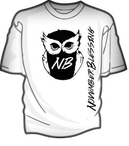 Image of November Night Owl Tee!