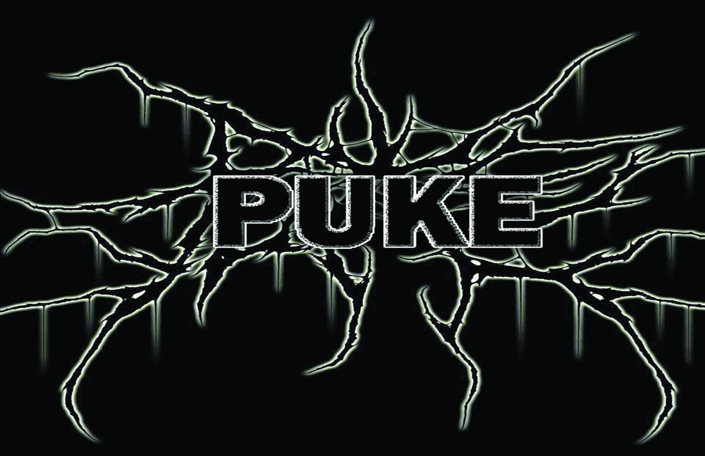 Image of Puke Sticker