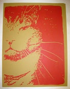 "Image of MJL "" Sparky Brown"" Poster Print"