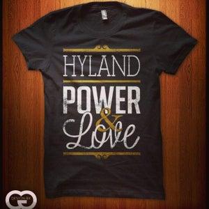 Image of Power & Love tee