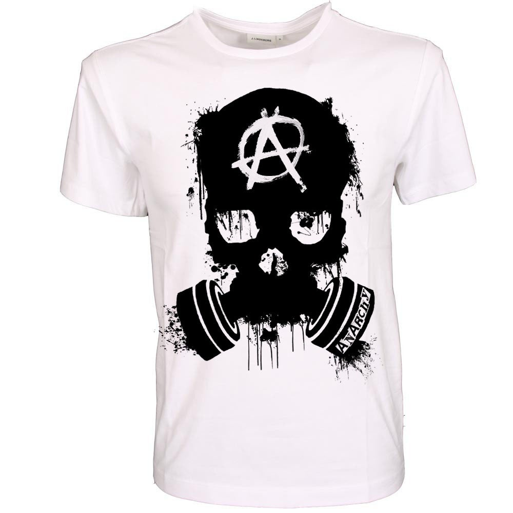 Anarchy Logo t Shirts Image of Anarchy Skull t Shirt