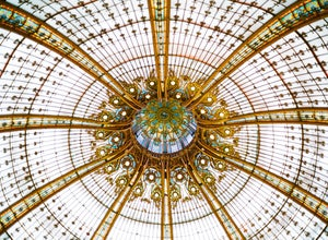 Image of Dome at Galleries Lafayette