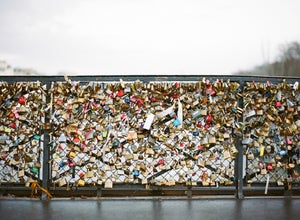 Image of Paris Lock Bridge