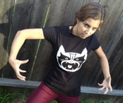 Image of METAL MEOW MEOW T-Shirt