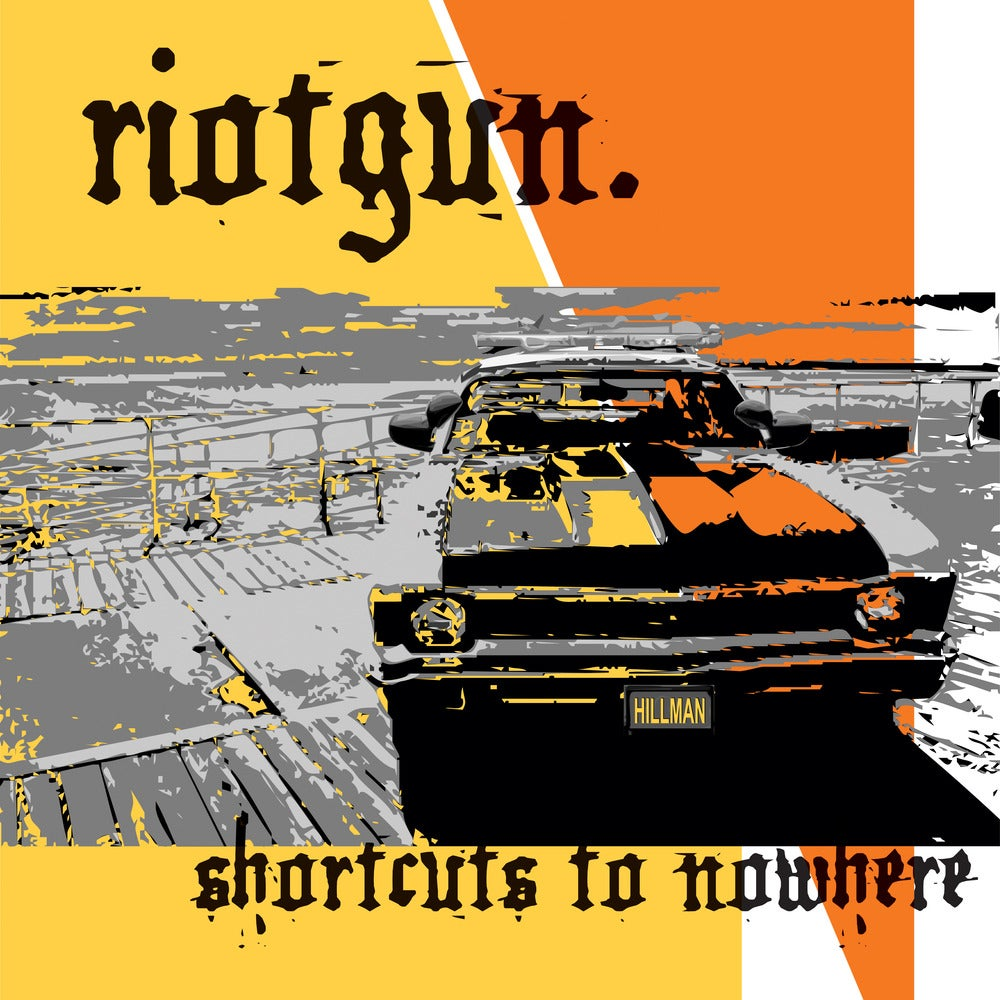 Image of Shortcuts to Nowhere LP