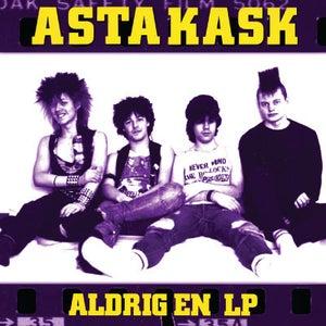 "Image of ASTA KASK  ""ALDRIG EN LP "" 12"""