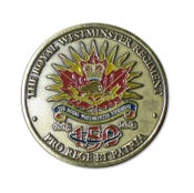 Image of Royal Westminster Regiment 150th Coin