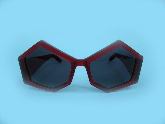 Image of RED HEX SPEX