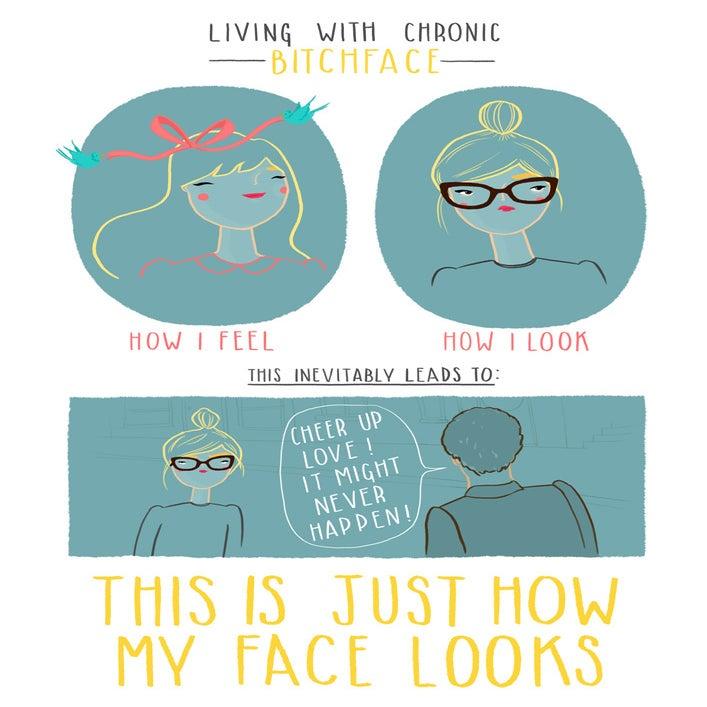 Image of Chronic Bitchface
