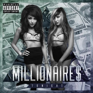 "Image of Millionaires - ""TONIGHT"" Full Length Album **OUT NOW!**"
