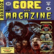 Image of Gore Noir #7 LE Cover 11x17 Poster Only
